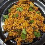 simple vegetable pulao recipe