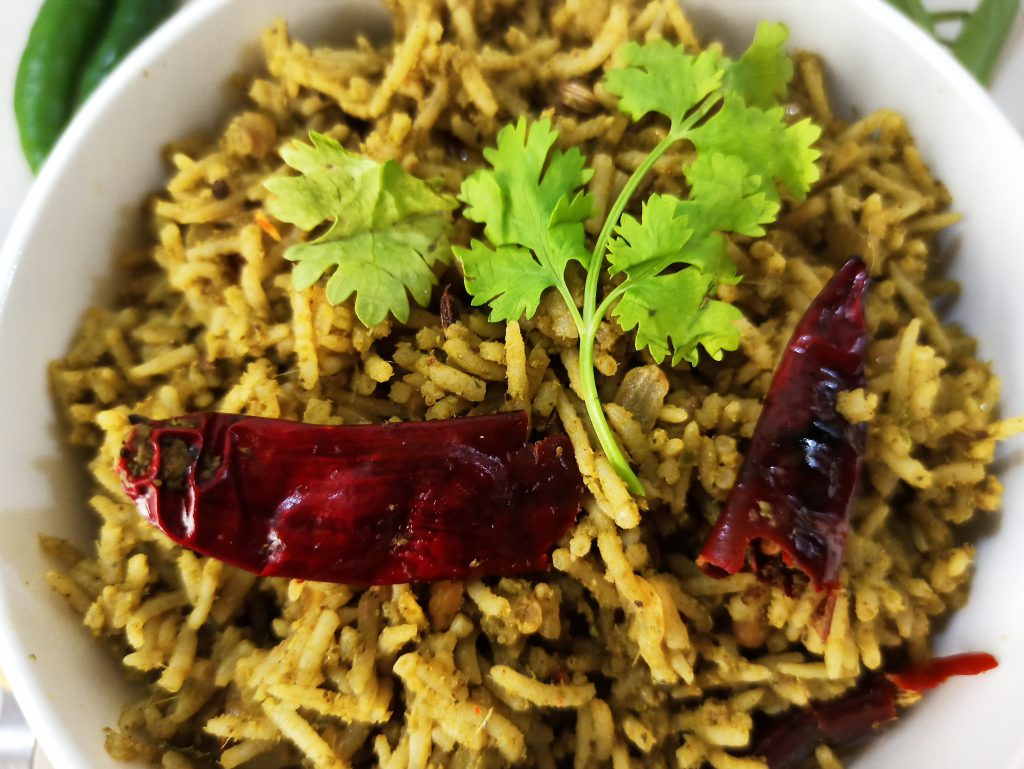 How To Make Pudina Pulao