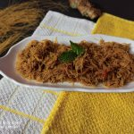 vermicelli upma recipe