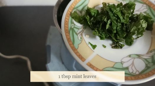 add mint