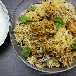 chicken dum biryani at home