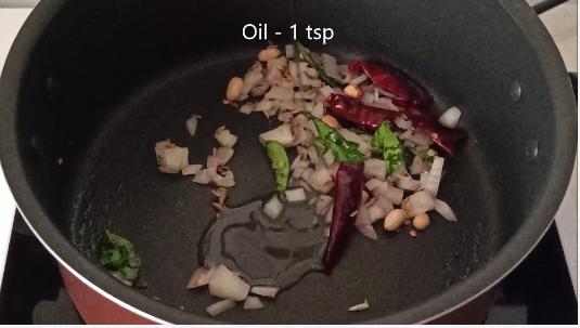 simple pudina rice