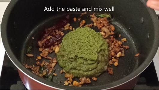 how to prepare pudina rice