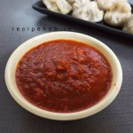 momos spicy chutney recipe