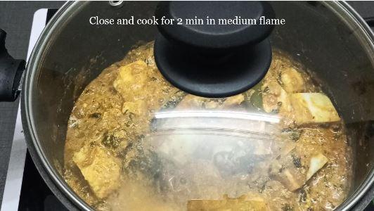 paneer biryani gravy