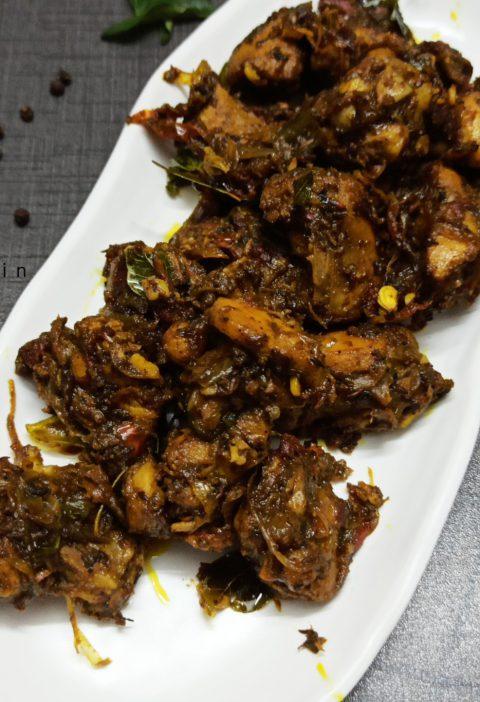 spicy pepper chicken recipe