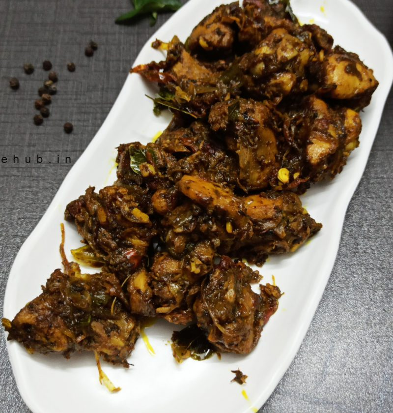 spicy pepper chicken recipe