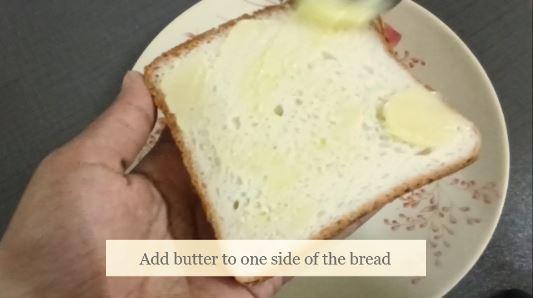 veg sandwich with mayonnaise recipe