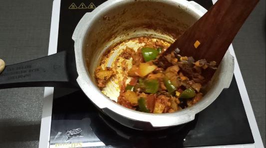 veg pulao simple recipe