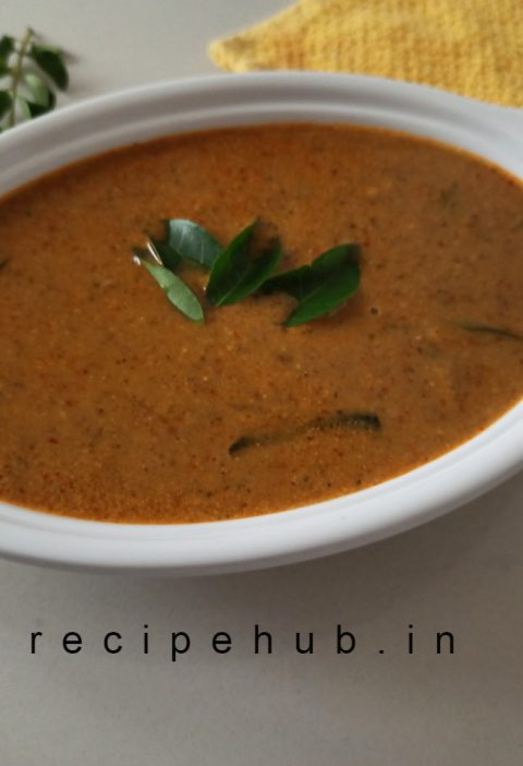 vegetable salna recipe