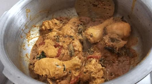 chicken biryani using seeraga samba rice