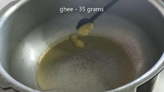 easy ghee rice