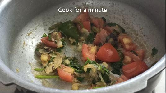 ghee rice cooking