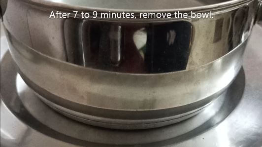 how to make ghee rice in pressure cooker