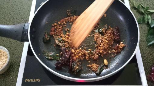 how to prepare tamarind rice