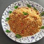 peanut rice recipe
