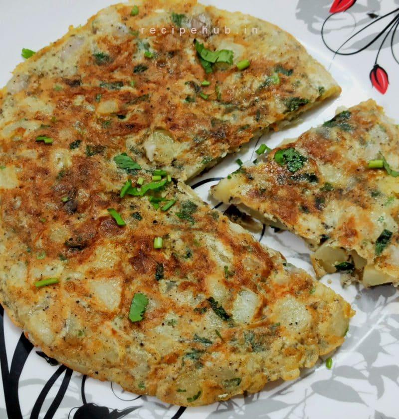 easy spanish omlette