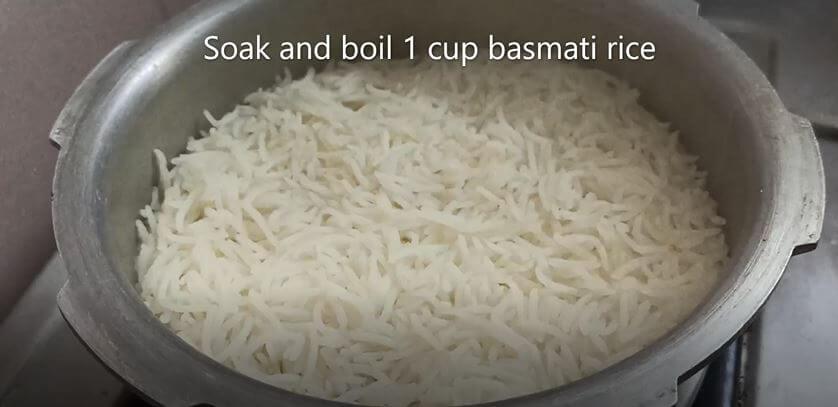 chilli garlic rice recipe