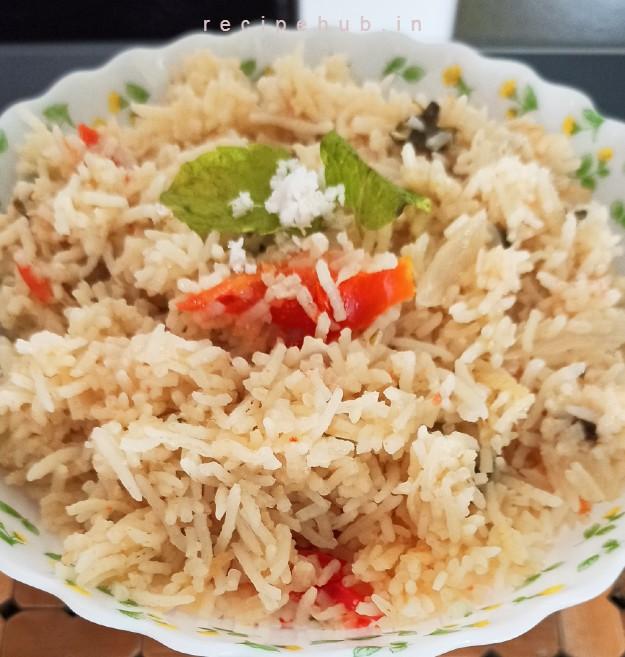 coconut milk rice recipe indian