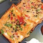 spicy bread omelette recipe
