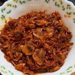 mushroom masala dry