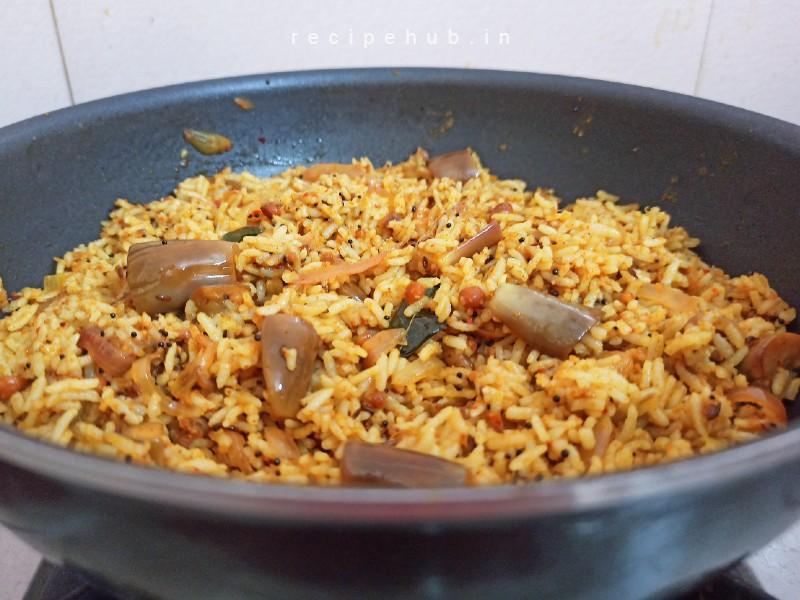 vangi bath rice