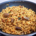 brinjal rice recipe