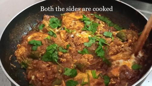 egg fry masala recipe