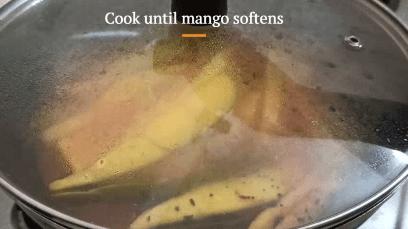 recipe for mango chutney from raw mango