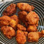 chicken popcorn recipe kfc style