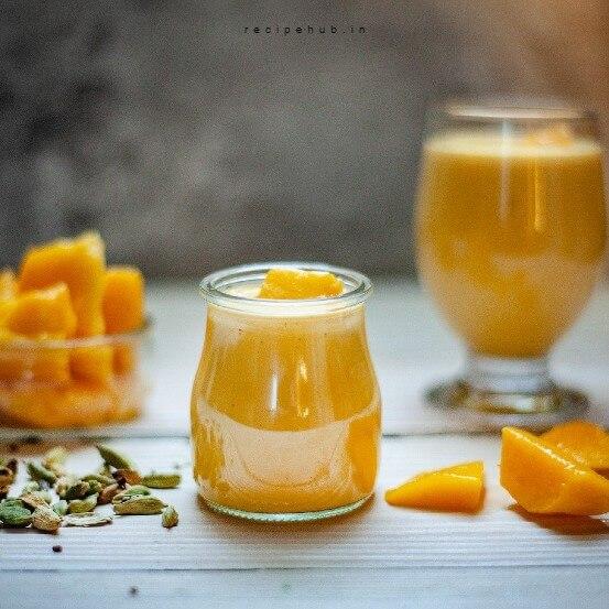 mango smoothie reccipe