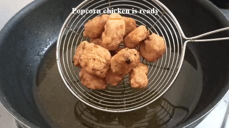 kfc popcorn chicken ingredients